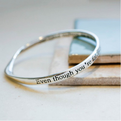 image of Message bangle Far away..