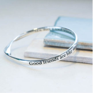 image of Message bangle Good Friends....