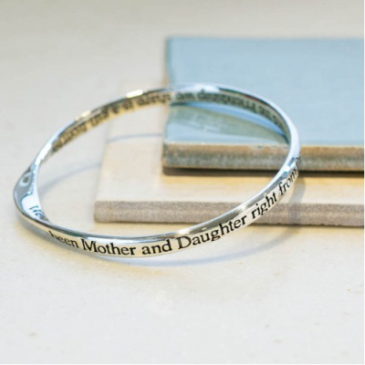image of Message Bangle Mother and daughter