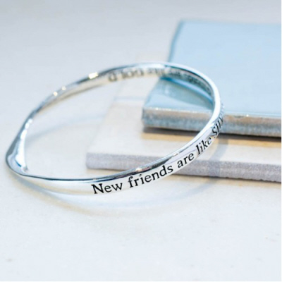 image of Message bangle New Friends
