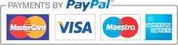 Payment Logo's