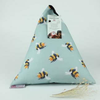 image of PADi Pillow – Bumblebee by The Wheat Bag Company