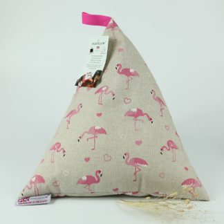 image of PADi Pillow - Flamingo by The Wheat Bag Company