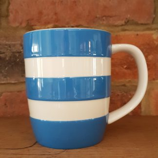 image of blue cornishware 12oz mug
