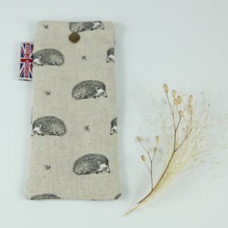 image of Hedgehog Glasses Case by The Wheat Bag Company