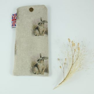 image of Rabbit Glasses Case by The Wheat Bag Company