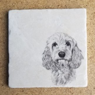 image of Cockapoo Coaster