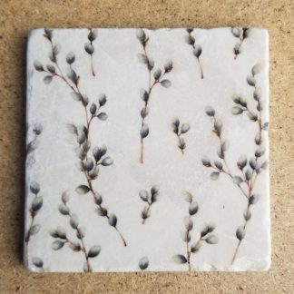 image of Pussy Willow Coaster